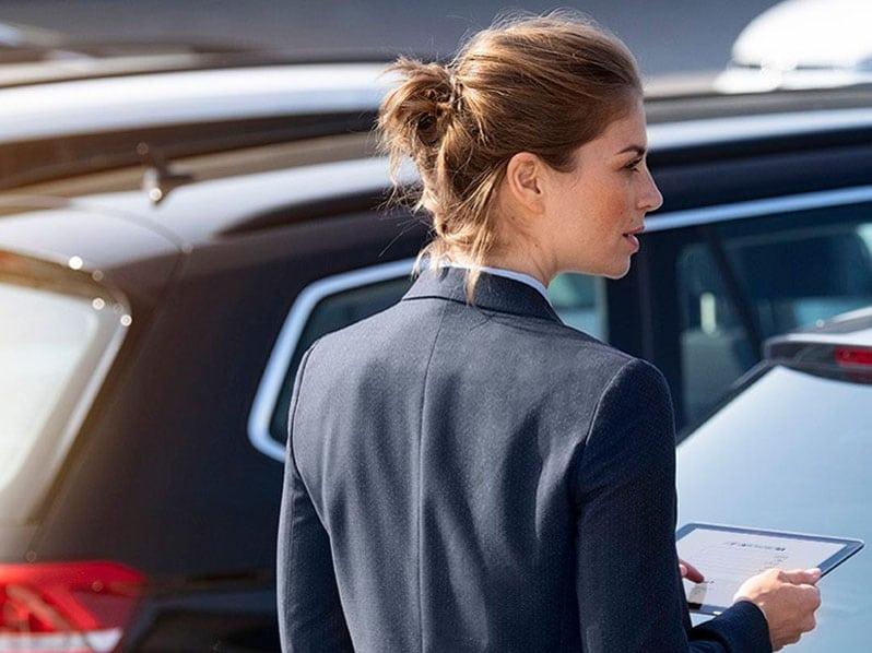 Gewerbekunden – Dienstleistungen – Fuhrparkverwaltung (Fleet Cars)