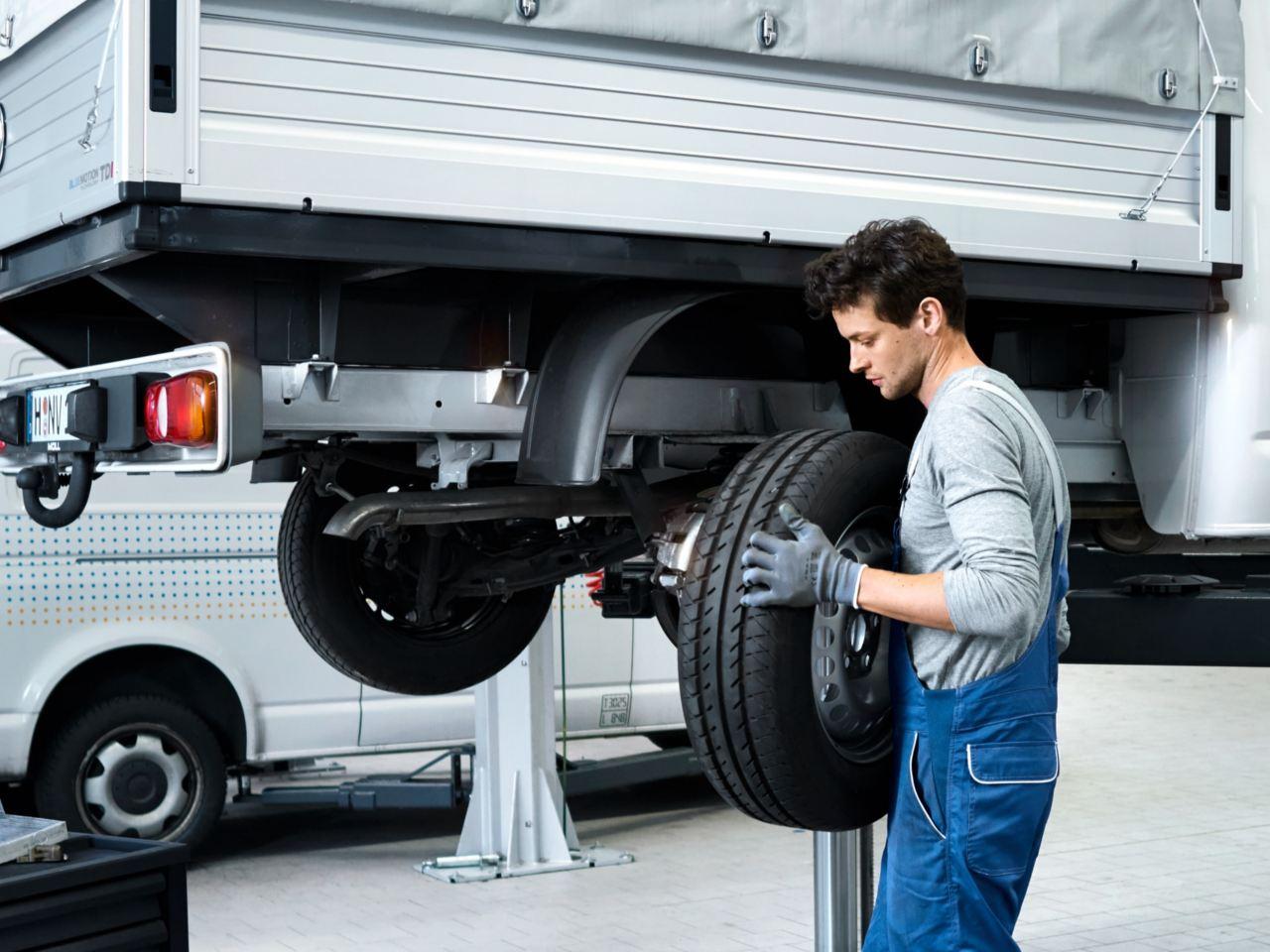 Online-Terminbuchung Volkswagen NFZ